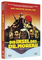Jaquette Die insel des Dr. Moreau (Blu-Ray+DVD) - Cover A