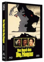 Jaquette Die insel des Dr. Moreau (Blu-Ray+DVD) - Cover B