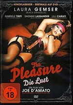 Jaquette Die Lust - The Pleasure ANNULE/CANCELED