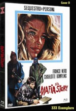Jaquette Die Mafia Story (DVD+BD) (Cover D)
