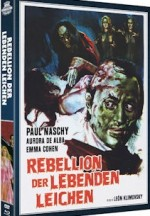 Jaquette Die Rebellion der lebenden Leichen (DVD + Bluray) EPUISE/OUT OF PRINT