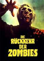Jaquette Die Rückkehr der Zombies (Cover A - Mediabook DVD + blu-ray)