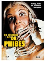 Jaquette Die R�ckkehr des Dr. Phibes (Blu-Ray+DVD) Cover C