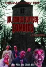 Jaquette Die Scheiss blutigen Zombies EPUISE/OUT OF PRINT