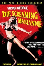 Jaquette Die Screaming Marianne