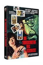 Jaquette Die Todeskarten des Dr. Schreck (Bluray + DVD Limited Collector's Edition Cover A)