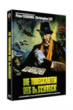 Jaquette Die Todeskarten des Dr. Schreck (Bluray + DVD Limited Collector's Edition Cover B)