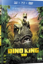Jaquette Dino King (Combo Blu-ray 3D + DVD)