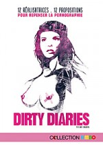 Jaquette Dirty Diaries (Non censur�) + Livre