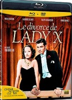 Jaquette Divorce de Lady X