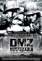 Jaquette DMZ DELIMITARIZED ZONE
