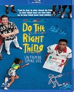 Jaquette Do the Right Thing
