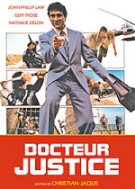 Jaquette Docteur Justice EPUISE/OUT OF PRINT