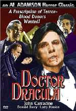 Jaquette DOCTOR DRACULA