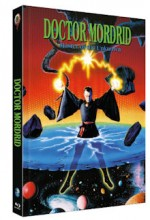 Jaquette Doctor Mordrid  (DVD + Bluray - Cover B)