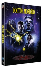 Jaquette Doctor Mordrid  (DVD + Bluray - Cover C)