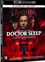 Jaquette Doctor Sleep