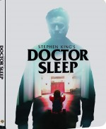 Jaquette Doctor Sleep [4K Ultra HD + Blu-ray - Édition boîtier SteelBook]