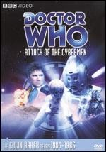 Jaquette Doctor Who: Attack of the Cybermen