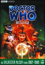 Jaquette Doctor Who: Battlefield EPUISE/OUT OF PRINT