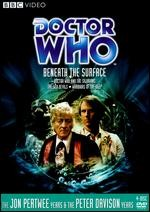 Jaquette Doctor Who: Beneath the Surface