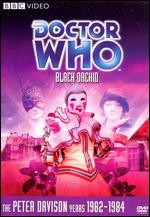 Jaquette Doctor Who: Black Orchid