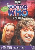 Jaquette Doctor Who: City of Death