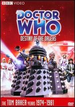 Jaquette Doctor Who: Destiny of the Daleks