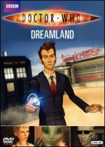 Jaquette Doctor Who: Dreamland
