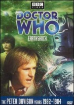 Jaquette Doctor Who: Earthshock
