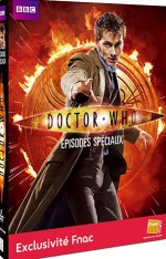 Jaquette Doctor Who - �pisodes sp�ciaux (�dition Sp�ciale FNAC) EPUISE/OUT OF PRINT