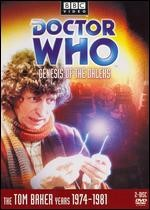 Jaquette Doctor Who: Genesis of the Daleks