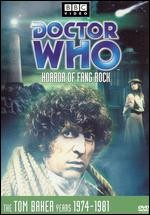 Jaquette Doctor Who: Horror of Fang Rock