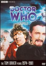 Jaquette Doctor Who: Logopolis