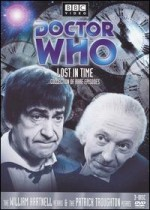 Jaquette Doctor Who: Lost in Time - Collection of Rare Episodes