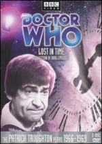 Jaquette Doctor Who: Lost in Time - the Patrick Troughton Years 1966-1969