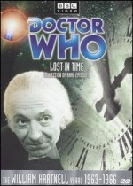 Jaquette Doctor Who: Lost in Time - The William Hartnell Years 1963-1966