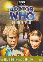 Jaquette Doctor Who: Mark of the Rani