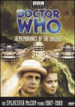 Jaquette Doctor Who: Remembrance of the Daleks