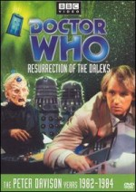 Jaquette Doctor Who: Resurrection of the Daleks