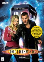 Jaquette Doctor Who - Saison 1