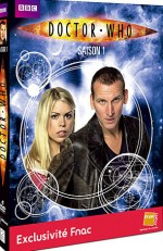 Jaquette Doctor Who - Saison 1 (�dition Sp�ciale FNAC)