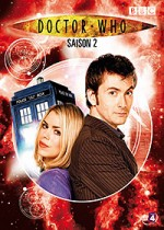 Jaquette Doctor Who - Saison 2