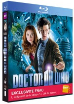 Jaquette Doctor Who - Saison 5 (�dition Sp�ciale FNAC)