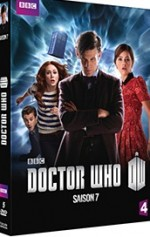Jaquette Doctor Who - Saison 7