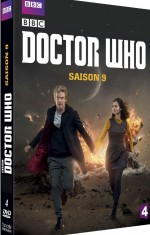 Jaquette Doctor Who - Saison 9