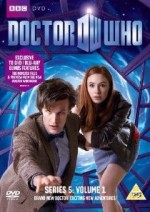 Jaquette Doctor Who - Season 5 Volume 1