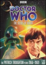 Jaquette Doctor Who: Seeds of Death