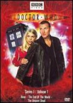 Jaquette Doctor Who: Series 1, Vol. 1