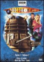 Jaquette Doctor Who: Series 1, Vol. 2